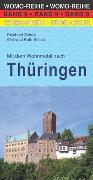Cover-Bild zu Mit dem Wohnmobil nach Thüringen von Schulz, Reinhard