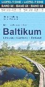 Cover-Bild zu Mit dem Wohnmobil ins Baltikum von Holtkamp, Stefanie