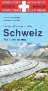 Cover-Bild zu Mit dem Wohnmobil in die Schweiz von Holtkamp, Stefanie