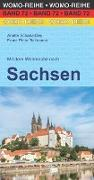 Cover-Bild zu Mit dem Wohnmobil nach Sachsen von Scharla-Dey, Anette