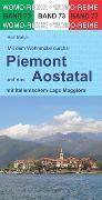 Cover-Bild zu Mit dem Wohnmobil durchs Piemont und das Aostatal von Gréus, Ralf