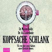 Cover-Bild zu Zachenhofer, Iris: Kopfsache schlank