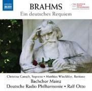 Cover-Bild zu Otto, Ralf: Ein deutsches Requiem