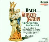 Cover-Bild zu Otto, Ralf: Weihnachts-Oratorium (GA)