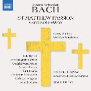 Cover-Bild zu Otto, Ralf: St Matthew Passion/Matthäus Passion