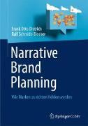 Cover-Bild zu Schmidt-Bleeker, Ralf: Narrative Brand Planning
