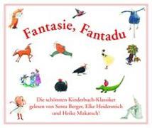 Cover-Bild zu Baum, Frank L.: Fantasie, Fantadu