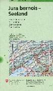 Cover-Bild zu Jura Bernois Seeland. 1:50'000