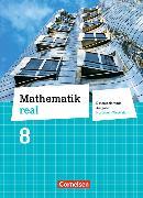 Cover-Bild zu Mathematik real, Differenzierende Ausgabe Nordrhein-Westfalen, 8. Schuljahr, Schülerbuch von Cornetz, Elke