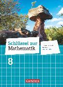 Cover-Bild zu Schlüssel zur Mathematik, Differenzierende Ausgabe Rheinland-Pfalz, 8. Schuljahr, Schülerbuch von Berkemeier, Helga
