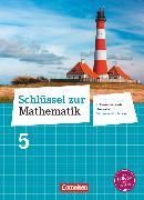 Cover-Bild zu Schlüssel zur Mathematik, Differenzierende Ausgabe Schleswig-Holstein, 5. Schuljahr, Schülerbuch von Berkemeier, Helga