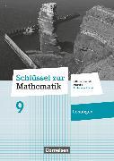Cover-Bild zu Schlüssel zur Mathematik, Differenzierende Ausgabe Schleswig-Holstein, 9. Schuljahr, Lösungen zum Schülerbuch von Berkemeier, Helga