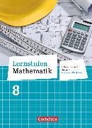 Cover-Bild zu Lernstufen Mathematik, Differenzierende Ausgabe Nordrhein-Westfalen, 8. Schuljahr, Schülerbuch von Berkemeier, Helga