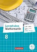 Cover-Bild zu Lernstufen Mathematik, Differenzierende Ausgabe Nordrhein-Westfalen, 8. Schuljahr, Schülerbuch - Lehrerfassung von Berkemeier, Helga