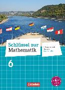 Cover-Bild zu Schlüssel zur Mathematik, Differenzierende Ausgabe Rheinland-Pfalz, 6. Schuljahr, Schülerbuch von Becker, Manuela
