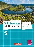 Cover-Bild zu Schlüssel zur Mathematik, Differenzierende Ausgabe Rheinland-Pfalz, 5. Schuljahr, Schülerbuch von Becker, Manuela