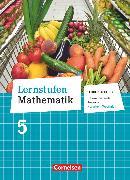 Cover-Bild zu Lernstufen Mathematik, Differenzierende Ausgabe Nordrhein-Westfalen, 5. Schuljahr, Schülerbuch - Lehrerfassung von Berkemeier, Helga