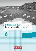 Cover-Bild zu Schlüssel zur Mathematik, Differenzierende Ausgabe Rheinland-Pfalz, 6. Schuljahr, Lösungen zum Schülerbuch von Berkemeier, Helga