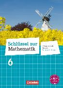 Cover-Bild zu Schlüssel zur Mathematik, Differenzierende Ausgabe Schleswig-Holstein, 6. Schuljahr, Schülerbuch von Berkemeier, Helga