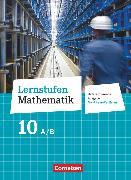 Cover-Bild zu Lernstufen Mathematik, Differenzierende Ausgabe Nordrhein-Westfalen, 10. Schuljahr, Schülerbuch von Berkemeier, Helga