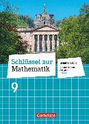 Cover-Bild zu Schlüssel zur Mathematik, Differenzierende Ausgabe Hessen, 9. Schuljahr, Schülerbuch - Lehrerfassung von Berkemeier, Helga