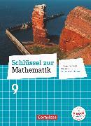 Cover-Bild zu Schlüssel zur Mathematik, Differenzierende Ausgabe Schleswig-Holstein, 9. Schuljahr, Schülerbuch von Berkemeier, Helga