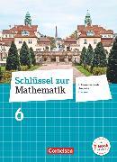 Cover-Bild zu Schlüssel zur Mathematik, Differenzierende Ausgabe Hessen, 6. Schuljahr, Schülerbuch von Berkemeier, Helga