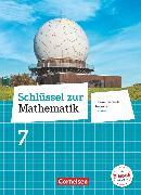 Cover-Bild zu Schlüssel zur Mathematik, Differenzierende Ausgabe Hessen, 7. Schuljahr, Schülerbuch von Berkemeier, Helga