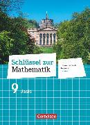 Cover-Bild zu Schlüssel zur Mathematik, Differenzierende Ausgabe Hessen, 9. Schuljahr, Schülerbuch Basis von Berkemeier, Helga
