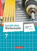 Cover-Bild zu Lernstufen Mathematik, Differenzierende Ausgabe Nordrhein-Westfalen, 7. Schuljahr, Schülerbuch von Berkemeier, Helga