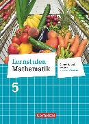 Cover-Bild zu Lernstufen Mathematik, Differenzierende Ausgabe Nordrhein-Westfalen, 5. Schuljahr, Schülerbuch von Berkemeier, Helga