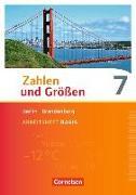 Cover-Bild zu Zahlen und Größen, Berlin und Brandenburg, 7. Schuljahr, Arbeitsheft Basis mit Online-Lösungen von Berkemeier, Helga