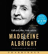 Cover-Bild zu Albright, Madeleine: Hell and Other Destinations Low Price CD