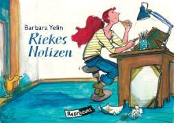 Cover-Bild zu Yelin, Barbara: Riekes Notizen
