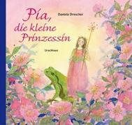 Cover-Bild zu Drescher, Daniela: Pia, die kleine Prinzessin