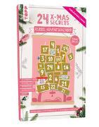 Cover-Bild zu frechverlag: 24 X-MAS SECRETS - Rubbel-Adventskalender - Geschenke-Express