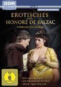 Cover-Bild zu Alex, Hildegard (Schausp.): Erotisches von Honoré de Balzac: Tolldreiste Geschichten