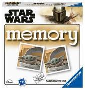 Cover-Bild zu Hurter, William H.: Ravensburger 20671 - The Mandalorian memory® -Star Wars, der Spieleklassiker für alle Star Wars Fans, Merkspiel für 2-8 Spieler ab 4 Jahren