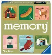 Cover-Bild zu Hurter, William H.: Ravensburger Camping Adventures memory®