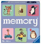 Cover-Bild zu Hurter, William H.: Ravensburger Happy Animals memory®