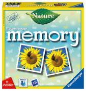 Cover-Bild zu Hurter, William H.: Ravensburger 26633 - Nature memory®, der Spieleklassiker für alle Natur-Fans, Merkspiel für 2-8 Spieler ab 4 Jahren