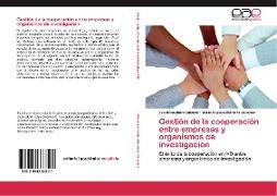 Cover-Bild zu Mora Valentín, Eva María: Gestión de la cooperación entre empresas y organismos de investigación