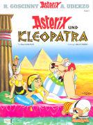 Cover-Bild zu Goscinny, René: Asterix und Kleopatra