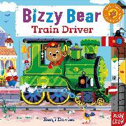 Cover-Bild zu Davies, Benji (Illustr.): Bizzy Bear: Train Driver