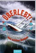 Cover-Bild zu Haentjes-Holländer, Dorothee (Übers.): Überlebt!