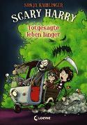 Cover-Bild zu Kaiblinger, Sonja: Scary Harry (Band 2) - Totgesagte leben länger