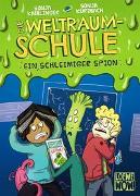 Cover-Bild zu Kaiblinger, Sonja: Die Weltraumschule (Band 2) - Ein schleimiger Spion