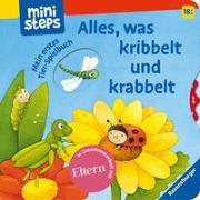 Cover-Bild zu Gernhäuser, Susanne: ministeps: Alles, was kribbelt und krabbelt