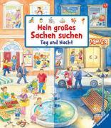 Cover-Bild zu Gernhäuser, Susanne: Mein großes Sachen suchen: Tag und Nacht