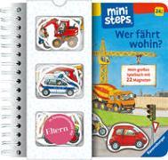 Cover-Bild zu Gernhäuser, Susanne: ministeps: Wer fährt wohin?